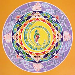 Ketzalkoatl Mandala