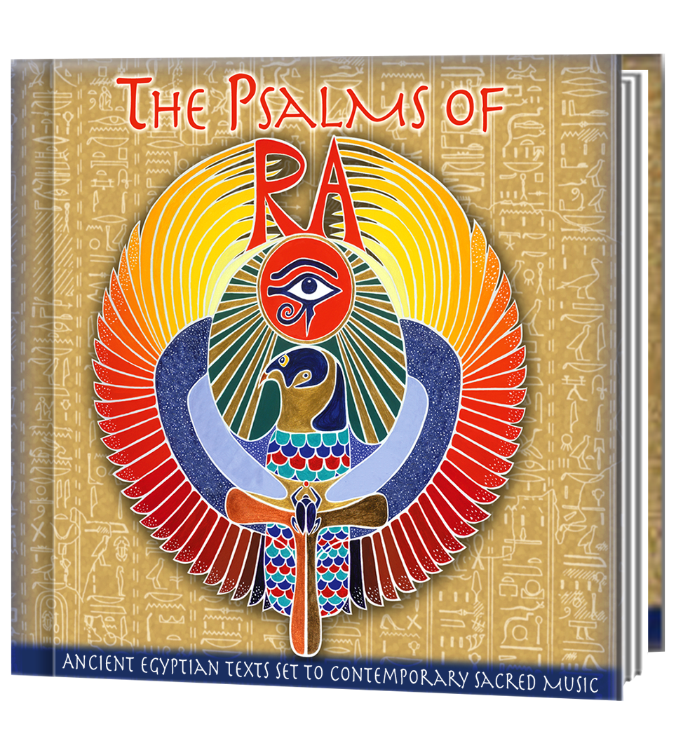 Psalms of RA CD Plus Book