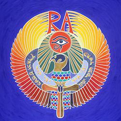 Horus RA Giclee Print